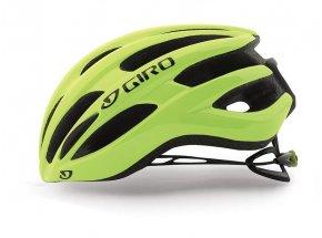 Cyklistická helma GIRO FORAY highlight yellow
