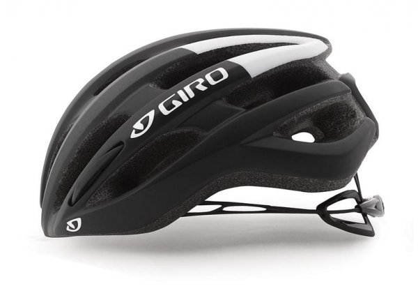 Cyklistická helma GIRO FORAY Matt black/white