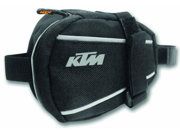 Podsedlová brašna KTM Velcro Road Black