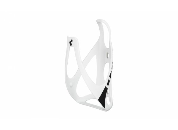 Košík CUBE Bottle Cage HPP White/Black