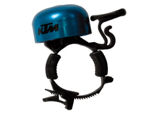 Zvonek KTM Bell Toolless Blue