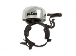 Zvonek KTM Bell Toolless Silver