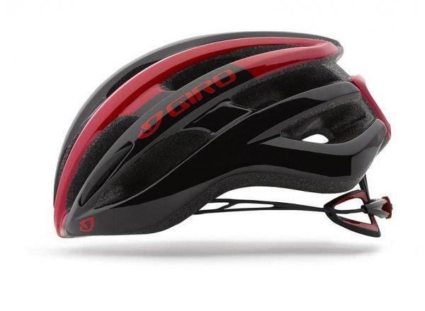 Cyklistická helma GIRO FORAY Red/black