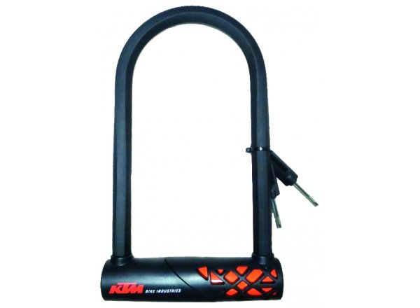 Zámek KTM U-Lock Black