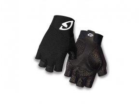 Cyklistické rukavice GIRO Zero II Black