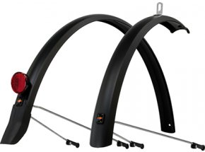 "Blatníky KTM SKS 28"" 45mm na krosová a trekingová kola DISC Black"