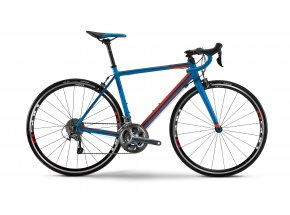 Silniční kolo Haibike Race 8.20 Blue/red/black