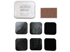 Samolepící lepení KTM 6 fleků Black