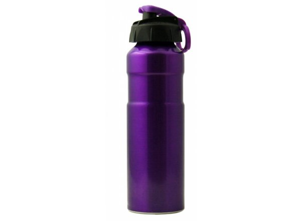 Alu láhev Cool Gear Purple Solid