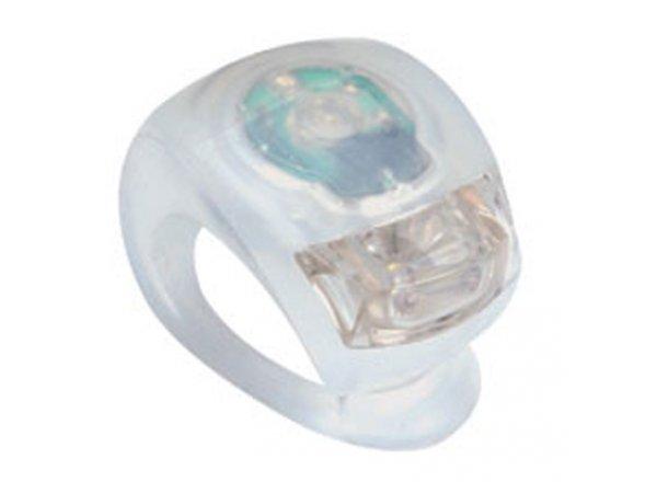 Přední blikačka ONIX silikonová Clear
