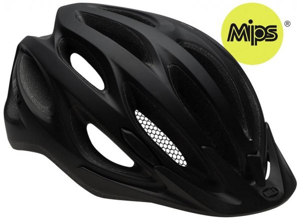 Cyklistická helma Bell Traverse MIPS Mat black repose
