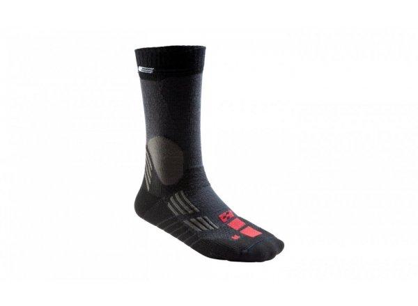 Ponožky CUBE AM teplé Blackline