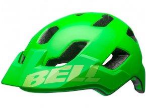 Cyklistická helma BELL Stoker Mat kryptonite/gunmetal