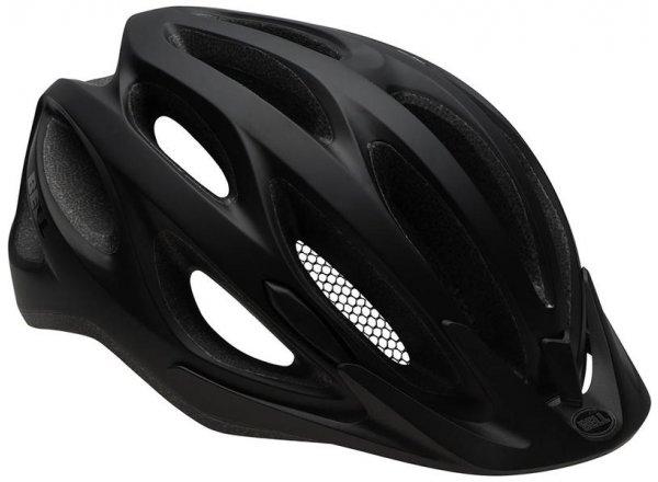 Cyklistická helma Bell Traverse Matte black repose