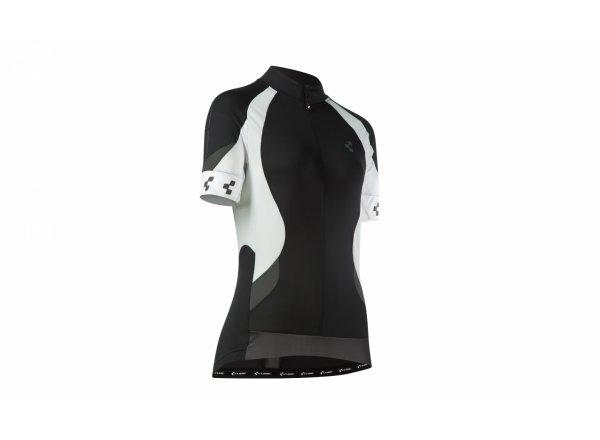 Dámský dres krátký rukáv Cube Blackline WLS Blackline