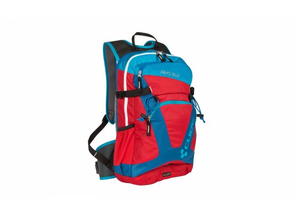 Batoh Deuter Cube AMS 16+ Blue/red