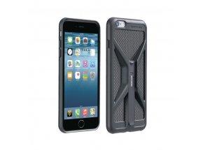 TOPEAK RideCase pro iPhone 6 plus náhradní pouzdro Black