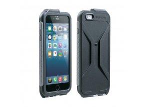 TOPEAK Weatherproof RideCase pro iPhone 6 Plus Black/blue