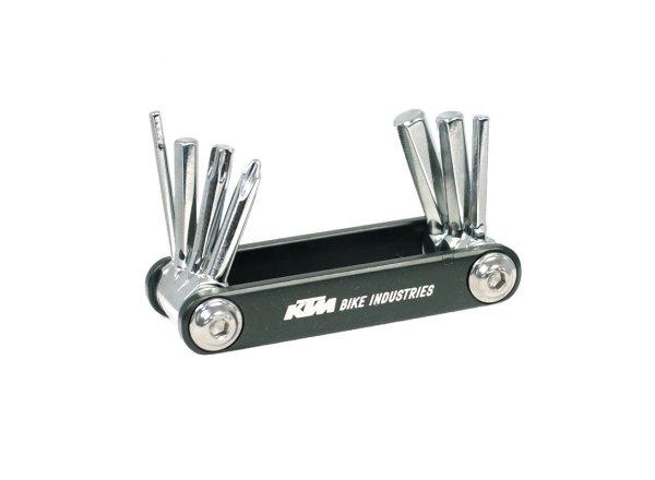 Multiklíč KTM Minitool Micro 7 Black