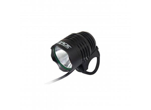 Přední světlo FORCE GLOW-2 1000LM CREE LED Black