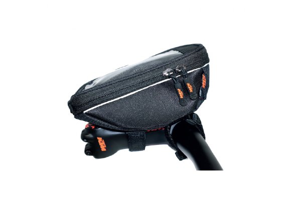 Pouzdro na představec KTM Phone Bag Vecro Stem Black