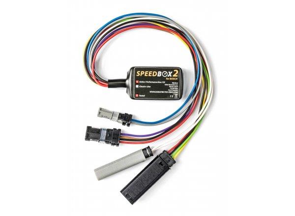Zvýšení rychlosti Speed Box 2 for Bosch (Active/Performance line/CX) Black
