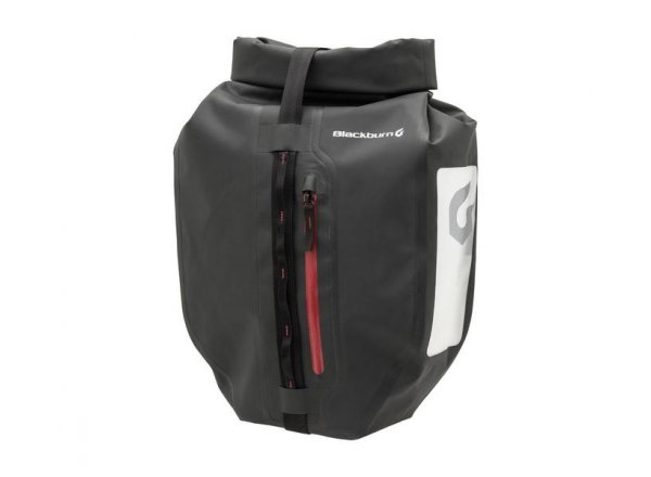 Brašna na nosič Blackburn Barrier Pannier Black