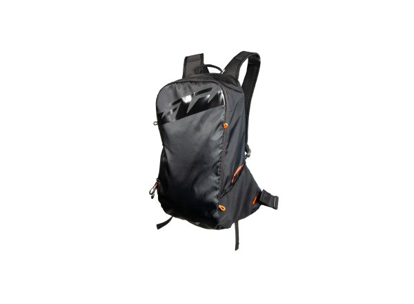 Batoh KTM Rucksack Factory Line 14 2021 Black/orange