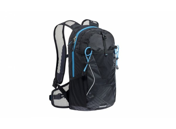 Cyklistický batoh Deuter Cube Pure 11 Black/blue