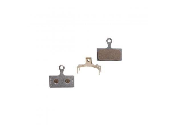 Brzdové destičky SHIMANO G04S BRM785 kovové (1 pár)