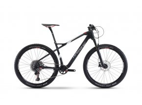 Horské kolo Haibike GREED HardSeven 7.0 2017 Black/red/white