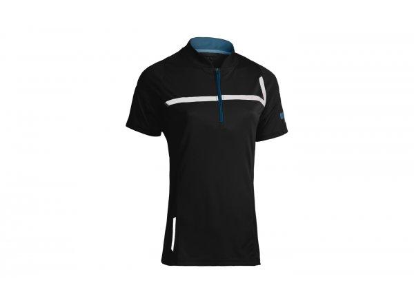 Dámský dres CUBE MOTION WLS Jersey S/S Black