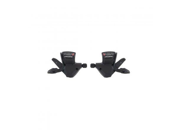 Řadící páčky Shimano DEORE SL-M590 3x9 Black