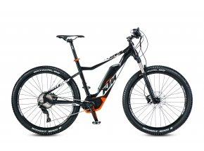 Elektrokolo KTM Macina Action 272 CX 500 Wh 2017 Black/white/orange