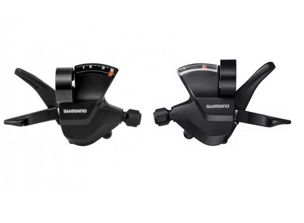 Řazení Shimano SL-M315 Acera 3x8 Black