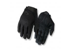 Cyklistické rukavice GIRO BRAVO LF Black