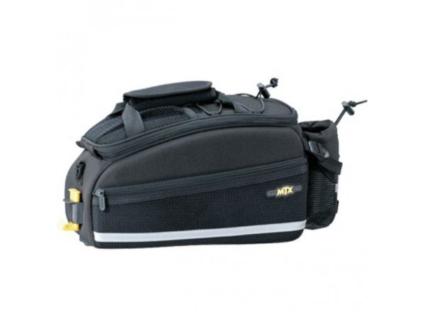 Brašna na nosič TOPEAK TRUNK Bag EX úchyt na suchý zip Black