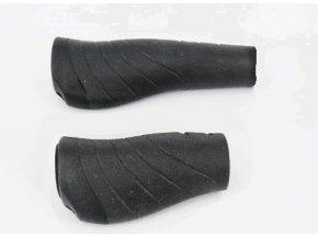 Gripy KTM Ergo Mid Clamp Gripshift (1 pár) Black