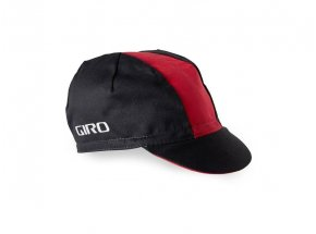 Čepička pod helmu Giro Classic Cotton Black/red