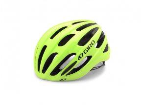 Cyklistická helma GIRO FORAY MIPS Highlight yellow