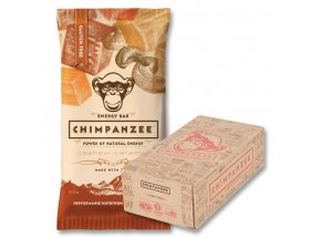 Tyčinka CHIMPANZEE ENERGY BAR Cashew Caramel