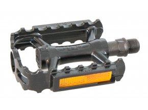 Pedály KTM MTB Universal (1 pár) Black
