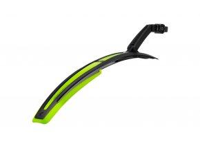 """Zadní blatník CUBE CUBEguard PERFORMANCE 27,5"""" Black/green"""