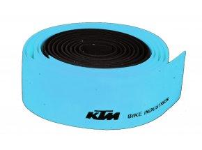 Omotávka KTM Black/blue