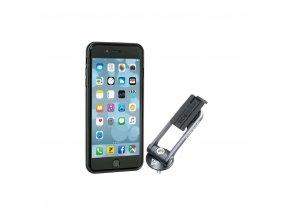 TOPEAK RideCase pro iPhone 6 Plus, 6s Plus, 7 Plus černá Black