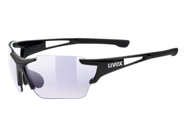 Brýle UVEX Sportstyle 803 Race Vario Black