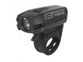 Přední světlo FORCE BUG-400 USB Black