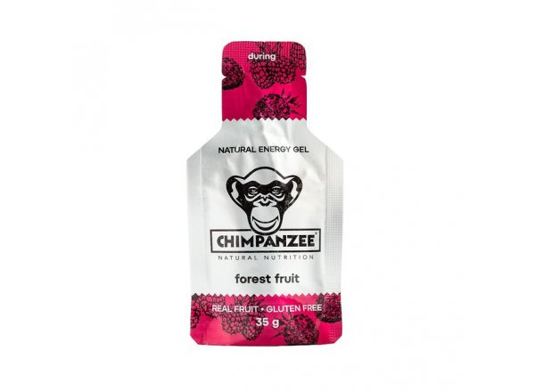 CHIMPANZEE ENERGY GEL - exp. 31.10.2018 Forest fuit