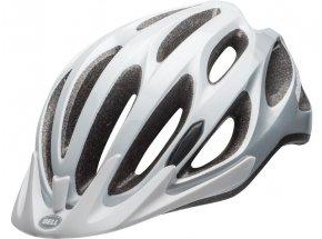 Cyklistická helma Bell Traverse White/silver