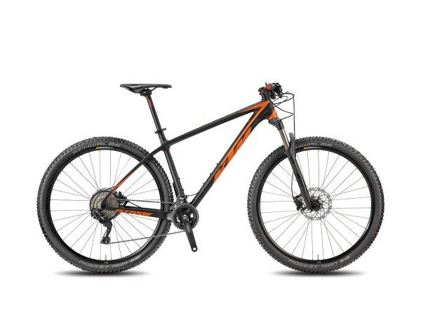 HORSKÉ KOLO KTM MYROON 29 PRO 22 2018 black matt/orange
